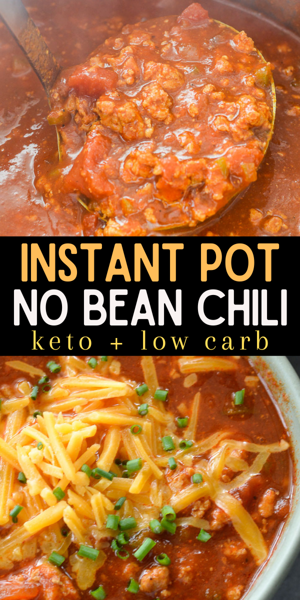 Instant Pot No Bean Chili In 2020 Vegetarian Instant Pot Instant Pot Recipes Vegetarian Stew