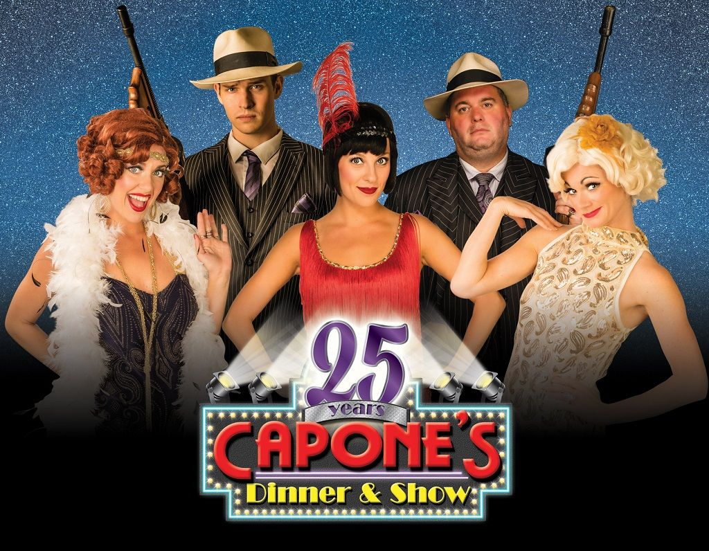Capone's diner and show