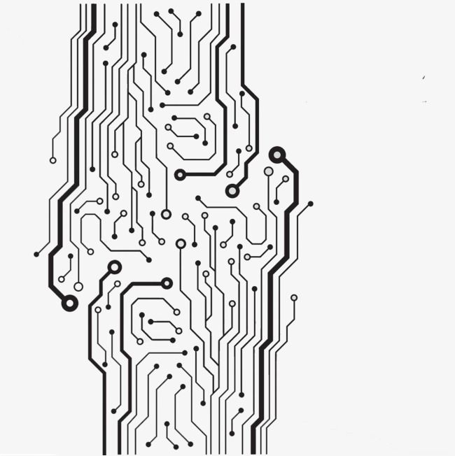 Intelligent Circuit, Circuit Board, Cable, Intelligent PNG
