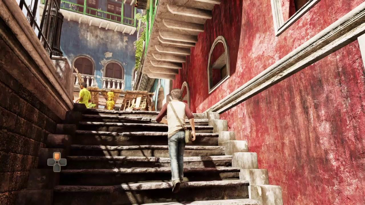The Fall Of Nathan Drake (Funny U3 Glitch) Uncharted PS4