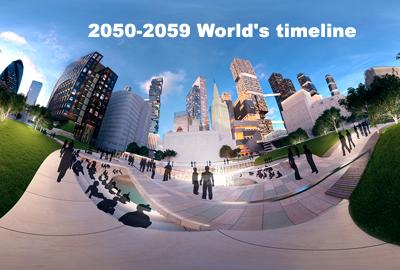 Future Scenario World S Events Of 2050s World S Timeline 2050