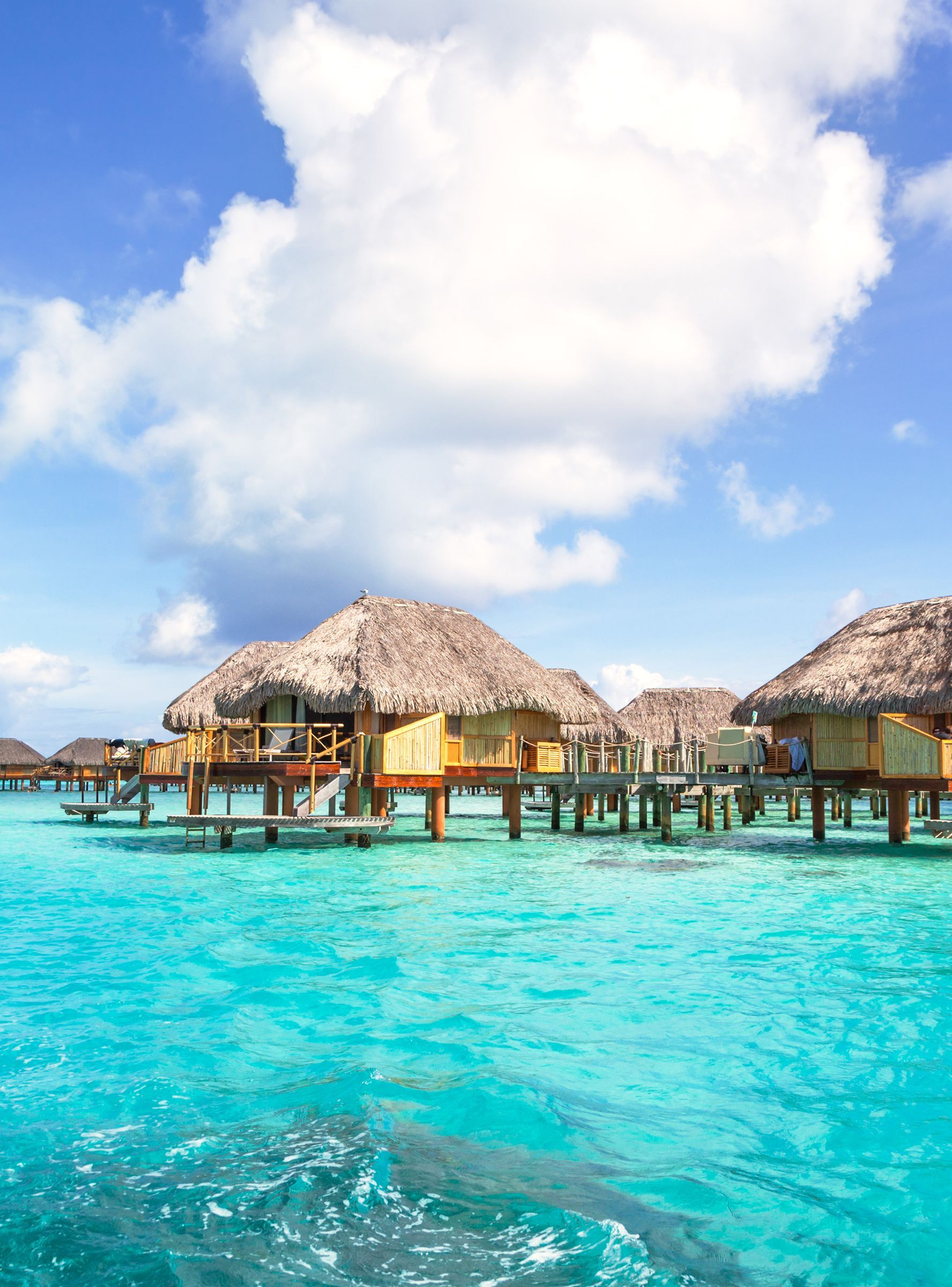 Airbnb Has A Ton Of Overwater Bungalows Some Of Them Are Actually Affordable Places To Go In 2019 Overwater Bungalows Travel Leisure Trip Advisor