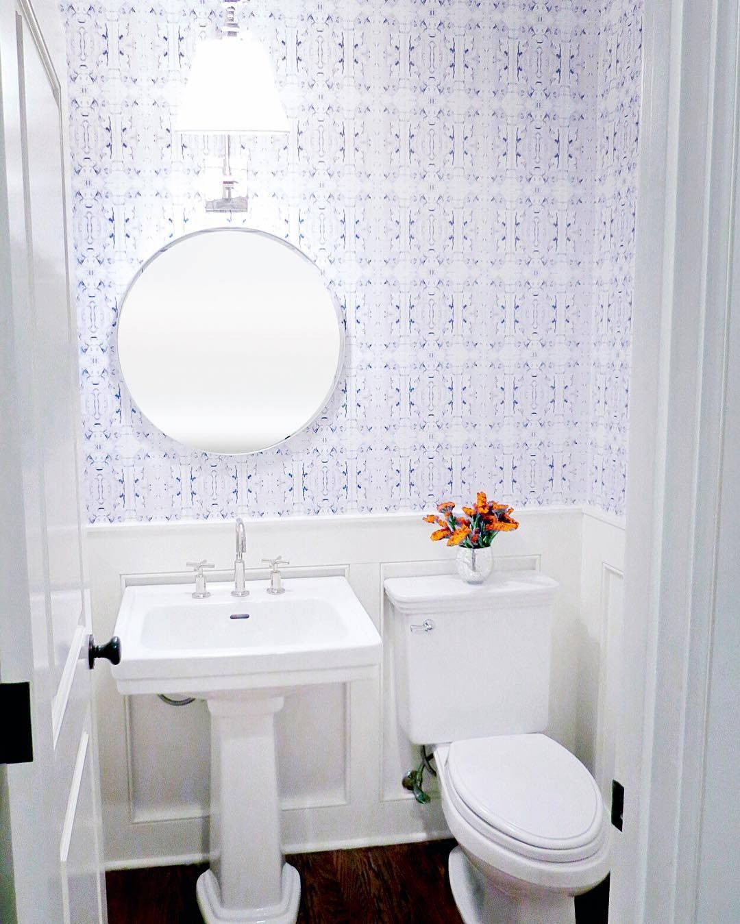 Half Bathroom Ideas-Your half-bathrooms can the perfect oasis both ...