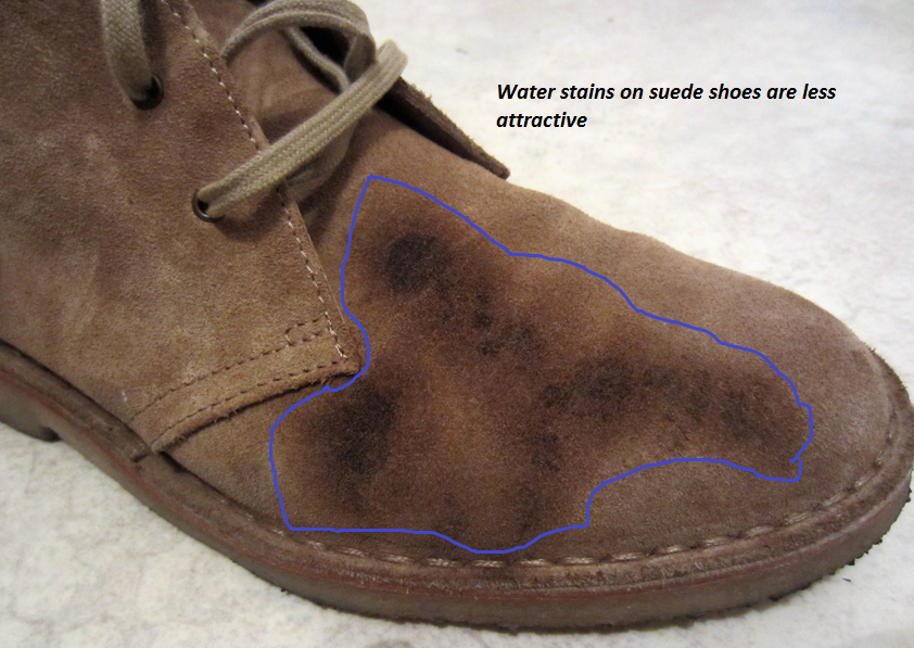 How To Get Scuff Marks Off Black Suede Shoes