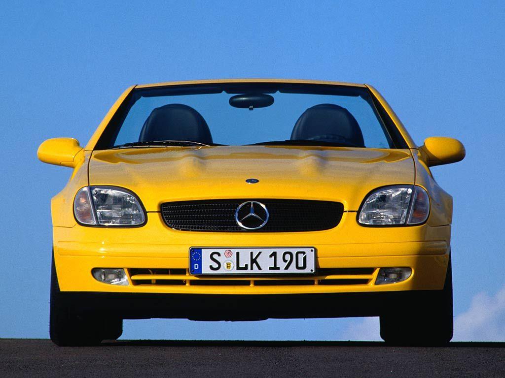 Mercedes Benz Slk R170 1996 2000
