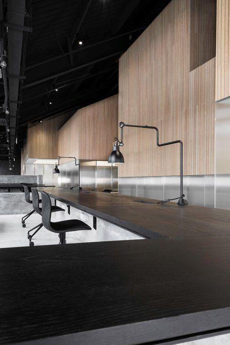 Flamingo Shanghai Office – The Attic, Shanghai, 2014 - Neri & Hu Design and Research Office
