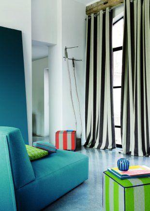 best 25 rideaux et voilages ideas on pinterest rideaux rideaux voilages and voilage blanc. Black Bedroom Furniture Sets. Home Design Ideas