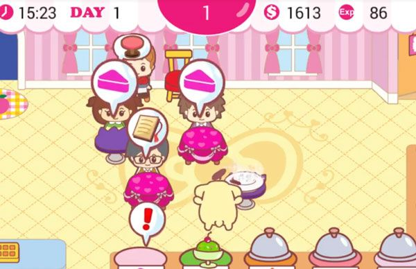 We have a great way to obtain free Hello Kitty Points. Just use Hello Kitty Cafe hack tool immediately if you wish it so much. You can use this one easily without fulfilling any requirements. Visit our website now if you wanna try this hack!