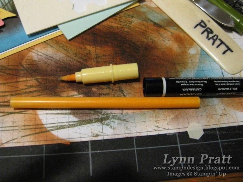 Viltstiften zelf bijvullen