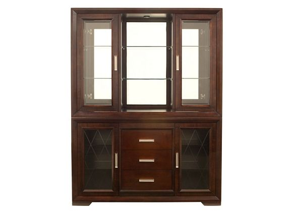 Swell Batavia 2 Pc China Cabinet W Lighting China Cabinets Download Free Architecture Designs Intelgarnamadebymaigaardcom