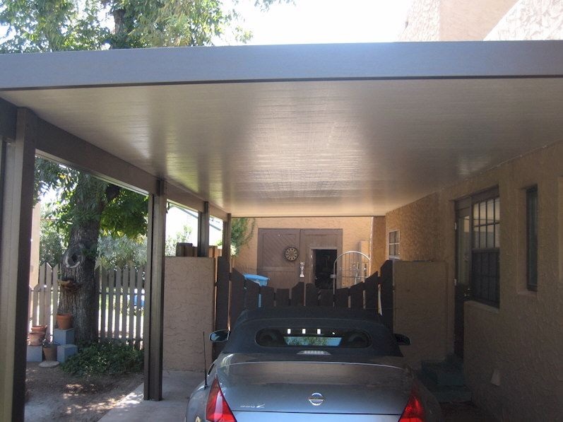 Alumawood MAXX Panel Insulated Roof Systems Patio shade