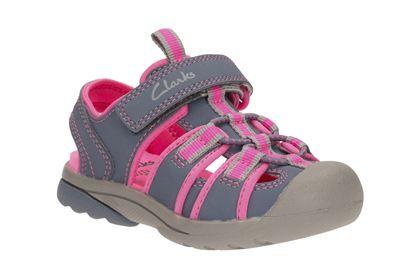clarks beach sandals