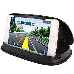 7 Bosynoy Black Car Phone Holder Car Cell Phone Holder Cell Phone Holder Car Phone Mount