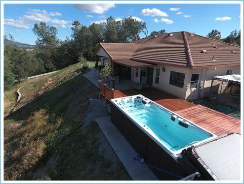 MP Momentum Deep   Hot tub backyard, Swim spa prices, Hot ...