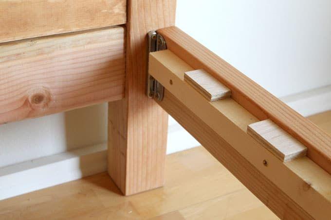Diy Bed Frame Wood Headboard 1500 Look For 100 2020