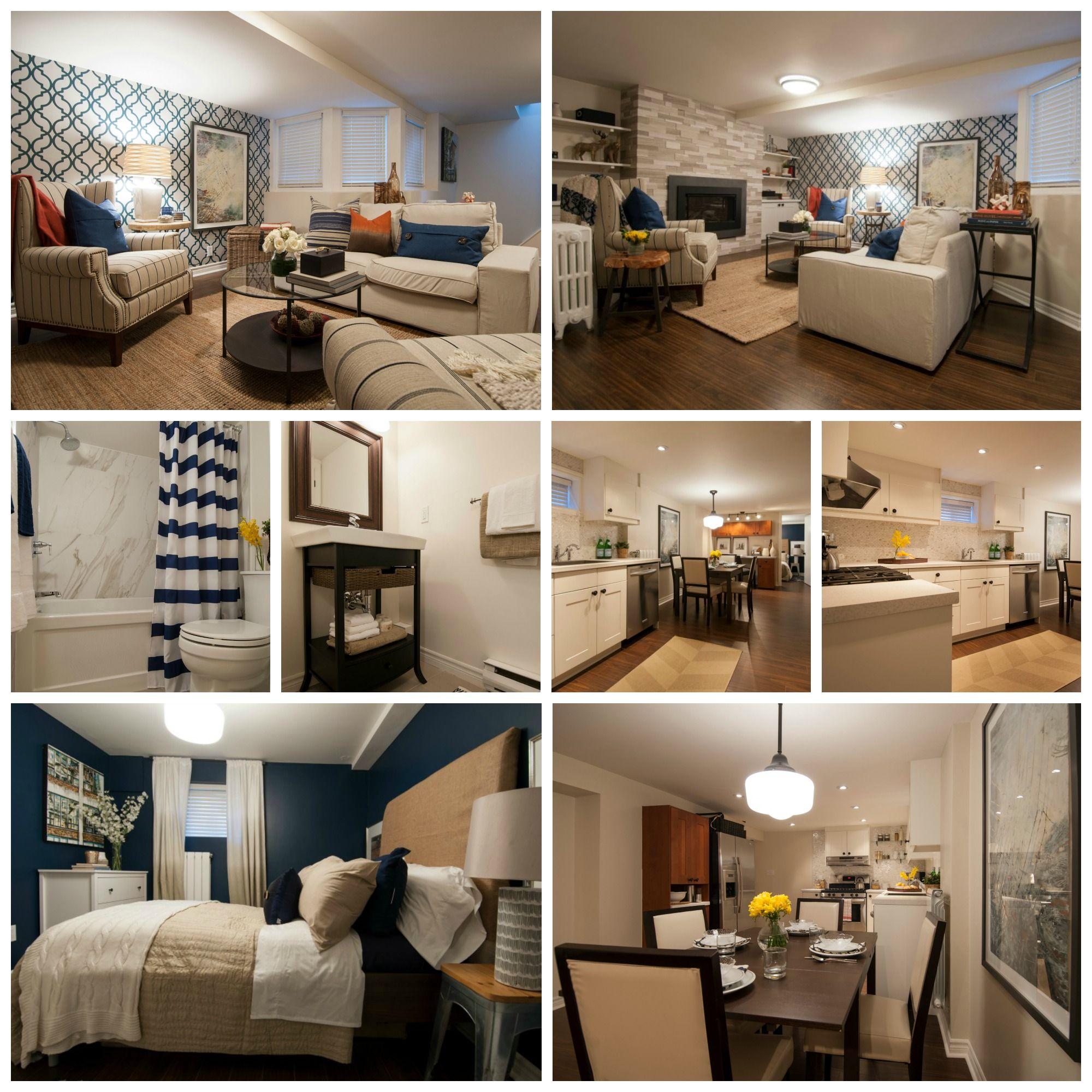 Income Property | Small basement apartments, Basement ...