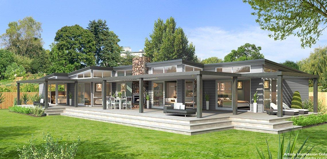 Ruapehu - House Plans New Zealand | House Designs NZ | Retirement ...