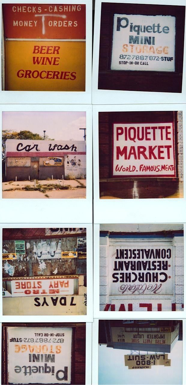 Detroit - Signs