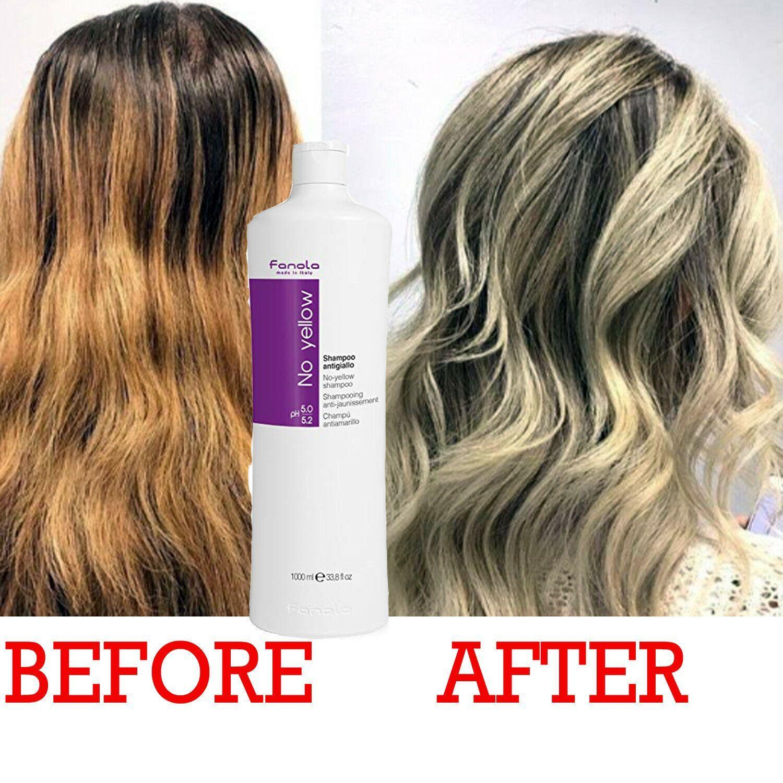 Purple Shampoo No Yellow Toner Professional Bleached Hair Toning Luxury Violet 18 57 Purple Shampoo No Purple Shampoo Bleached Hair Toner For Blonde Hair