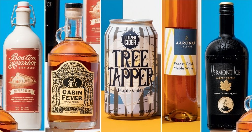 Photo of Notable New England Boozy Maple Brands