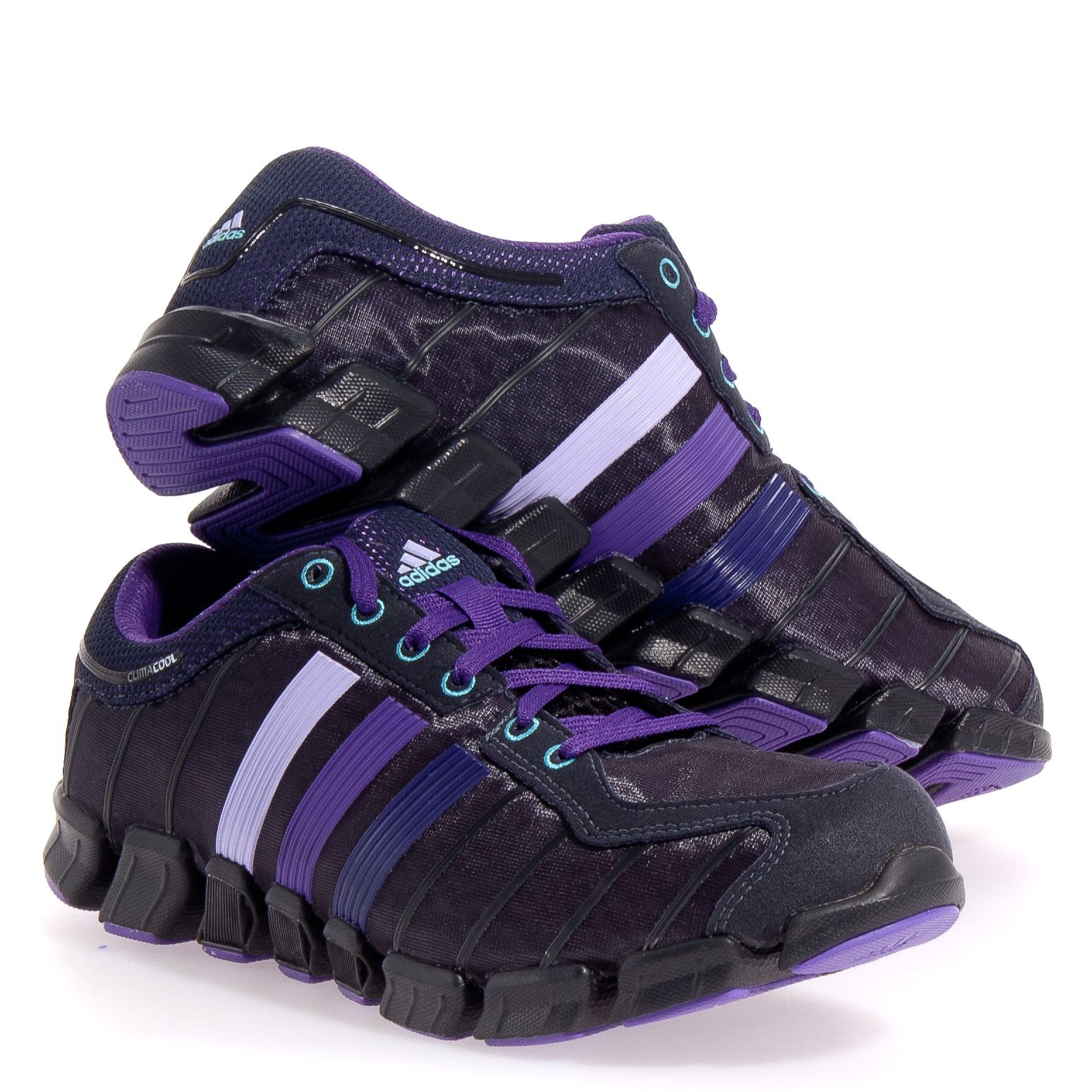 detailed look 0ebfb c94f6 Adidas Climacool Ride W Women s Running Shoes  Black 6.5