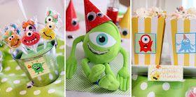 Monster Geburtstag