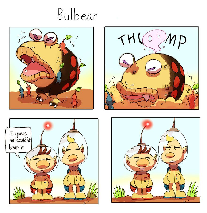 Pin By Zoe On Pikmin Funny Comics Comics Video Games