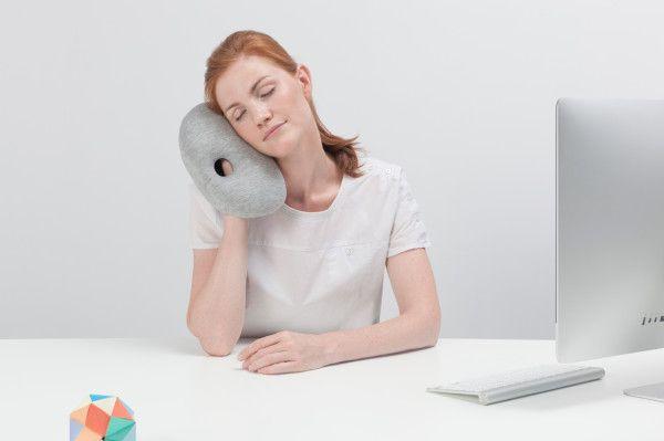 Ostrich Pillow Mini A Personal Power Nap Pillow