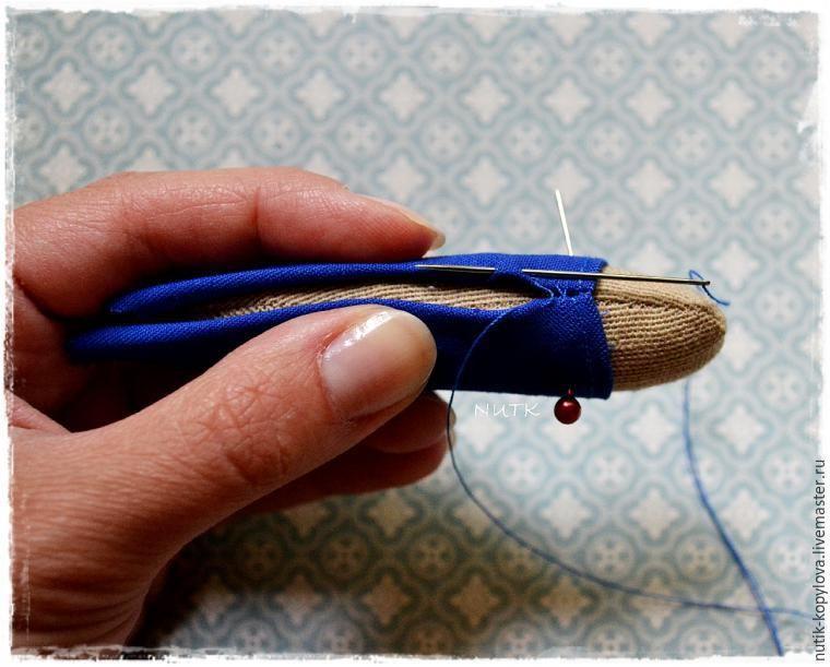 Шьем пиджак для игрушки - Ярмарка Мастеров - ручная работа, handmade