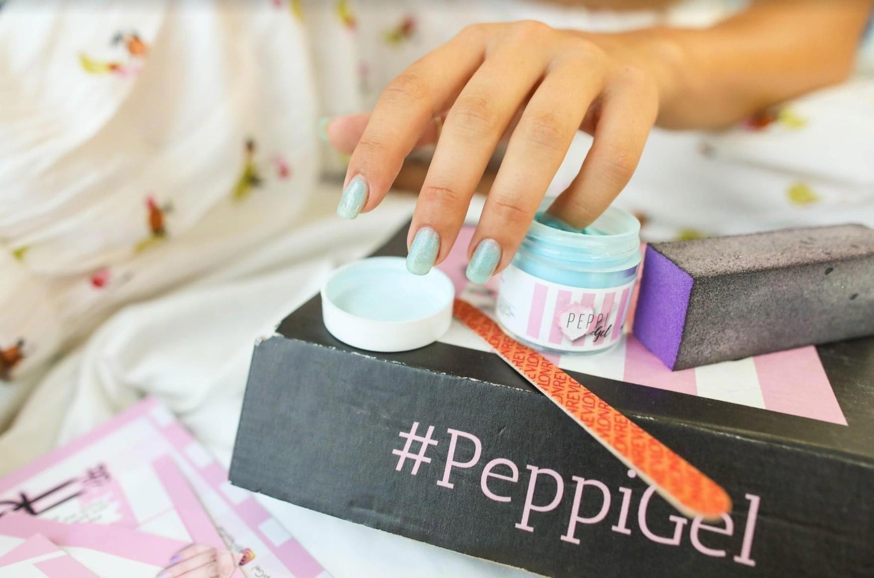 PeppiGel Dip  Starter Set Offer PeppiGel Dip  Starter Set Offer