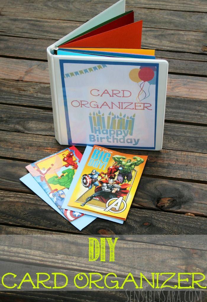 add hallmark 2015 marvel avengers cards to your card organizer ad