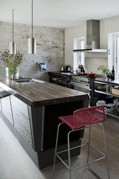 10 rustikke køkkener Køkkeninspiration Mad  Bolig Decors