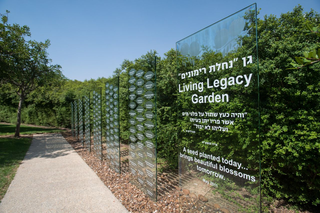 outdoor glass and stainless donor wall - Google Search