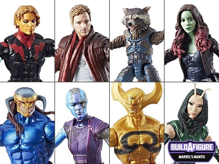 Transformer Guardians Of The Galaxy Vol 2 Marvel Legends Wave 2