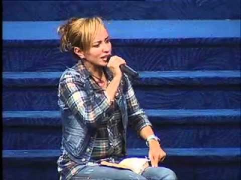 Dile No a la Culpa. Pastora Rebeca de Bertucci (Jóvenes en Fuego) (Miércoles 30-05-12)
