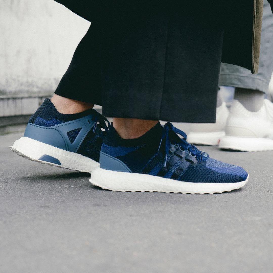 Adidas Originals x Sneakersnstuff EQT PK Support Ultra PK EQT Azul / Indigo 2e810a