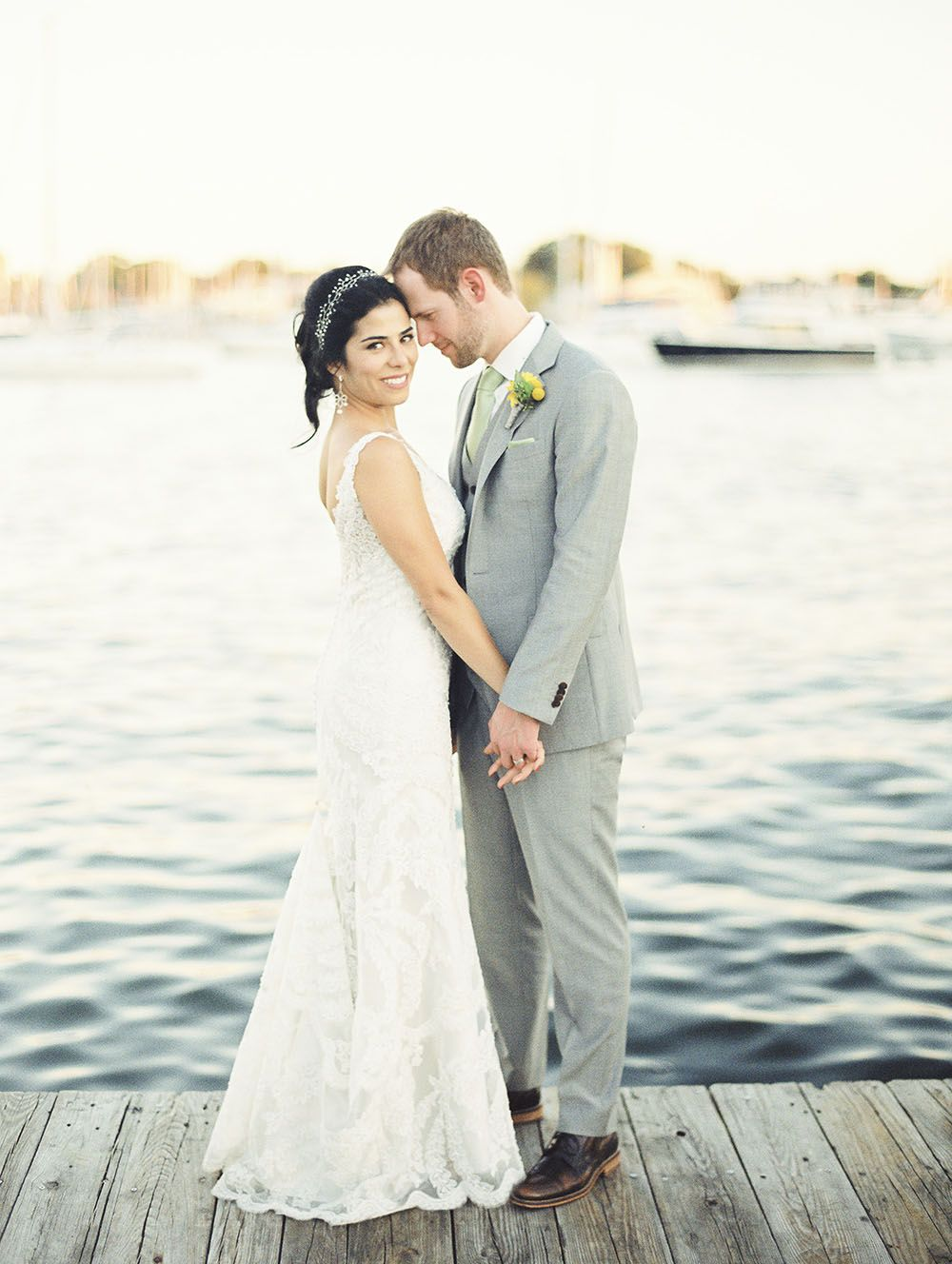 Paca House Annapolis Wedding