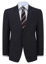 Men S Suits From Austin Reed Blue Sharkskin Suit Austin Reed Stylish Suit
