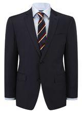Men S Suits From Austin Reed Blue Sharkskin Suit Austin Reed Stylish Suit