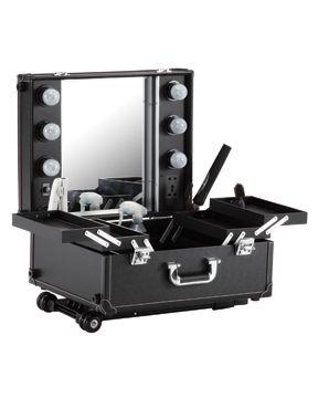 Portable Makeup Station On Wheels Portable Makeup