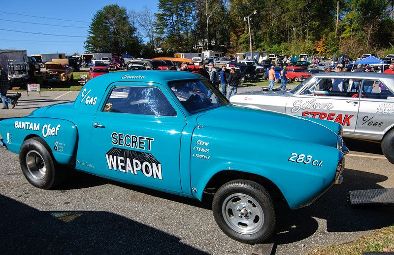 2015 Southeast Gassers FINAL - Tom Hassell | Passin' Gas