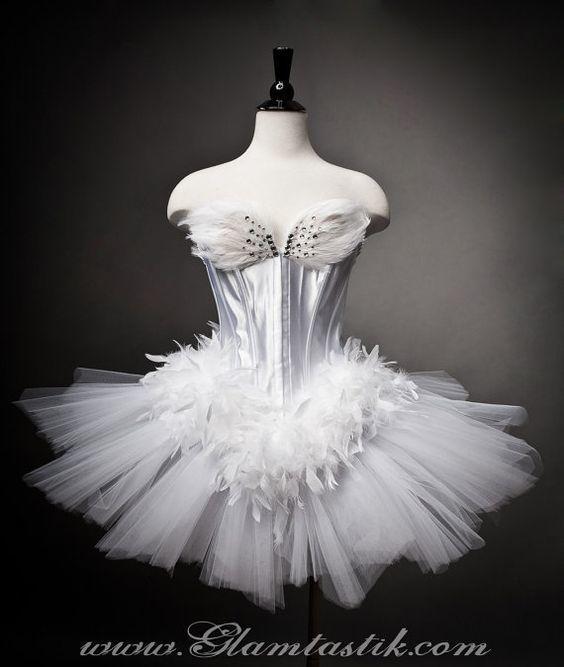 aa2834d8029215 costume danseuse lac des cygnes | ballet | Costume de ballerine ...