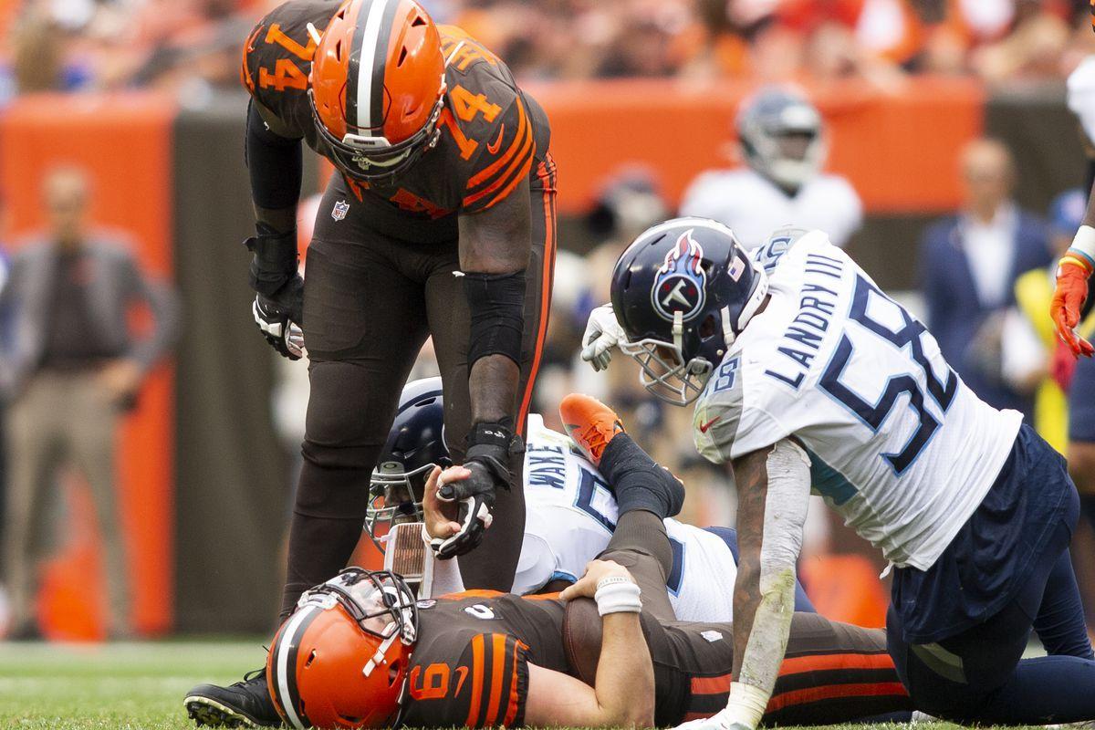NFL Week 1 Review Pats dominant, Browns same old same old