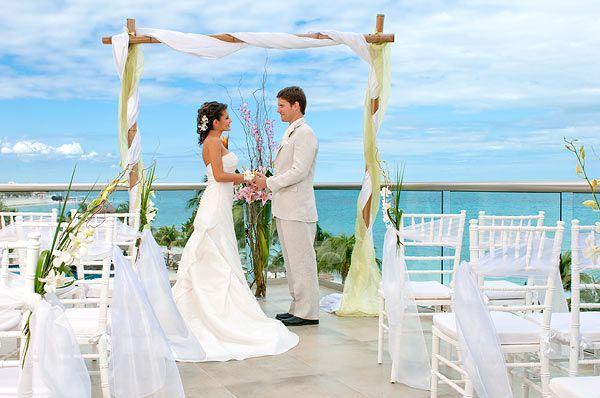 fiesta americana grand coral beach cancn resort spa mexico wedding venue
