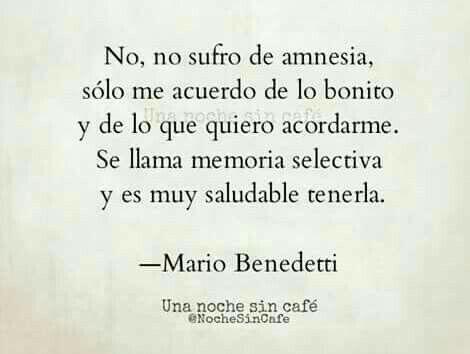 Mario Benedetti / Frases
