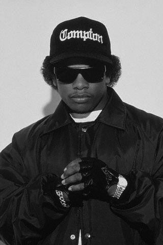 The Supreme Plate Happy Birthday Eazy E Hip Hop Hip Hop Music Gangsta Rap