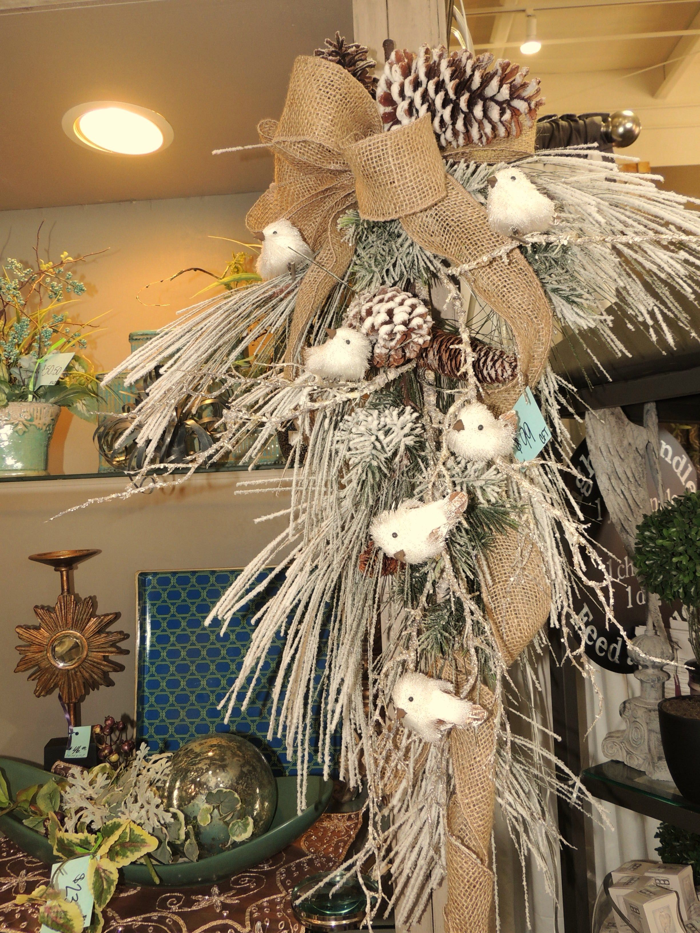 2014 Christmas Florals and Decor Magnolias Norfolk NE