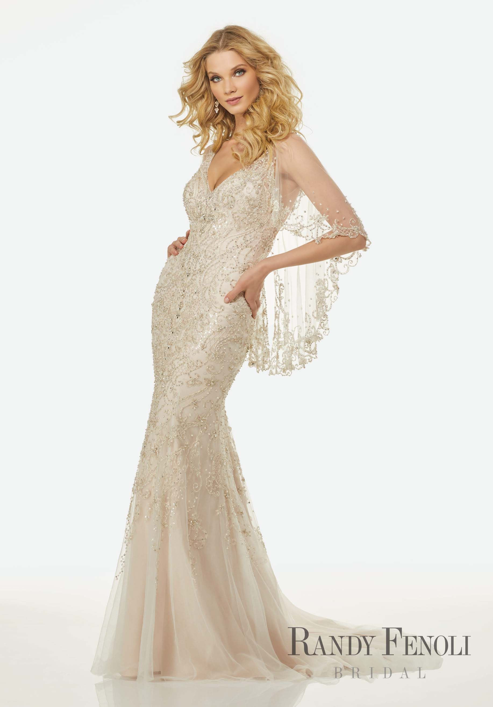 Randy Fenoli Bridal, Madeline Wedding Dress | Style 3420 ...