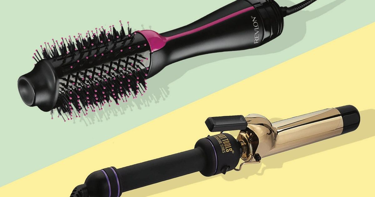 The 9 Best Hair Styling Tools In 2020 Hair Tools Cool Hairstyles Styling Tools