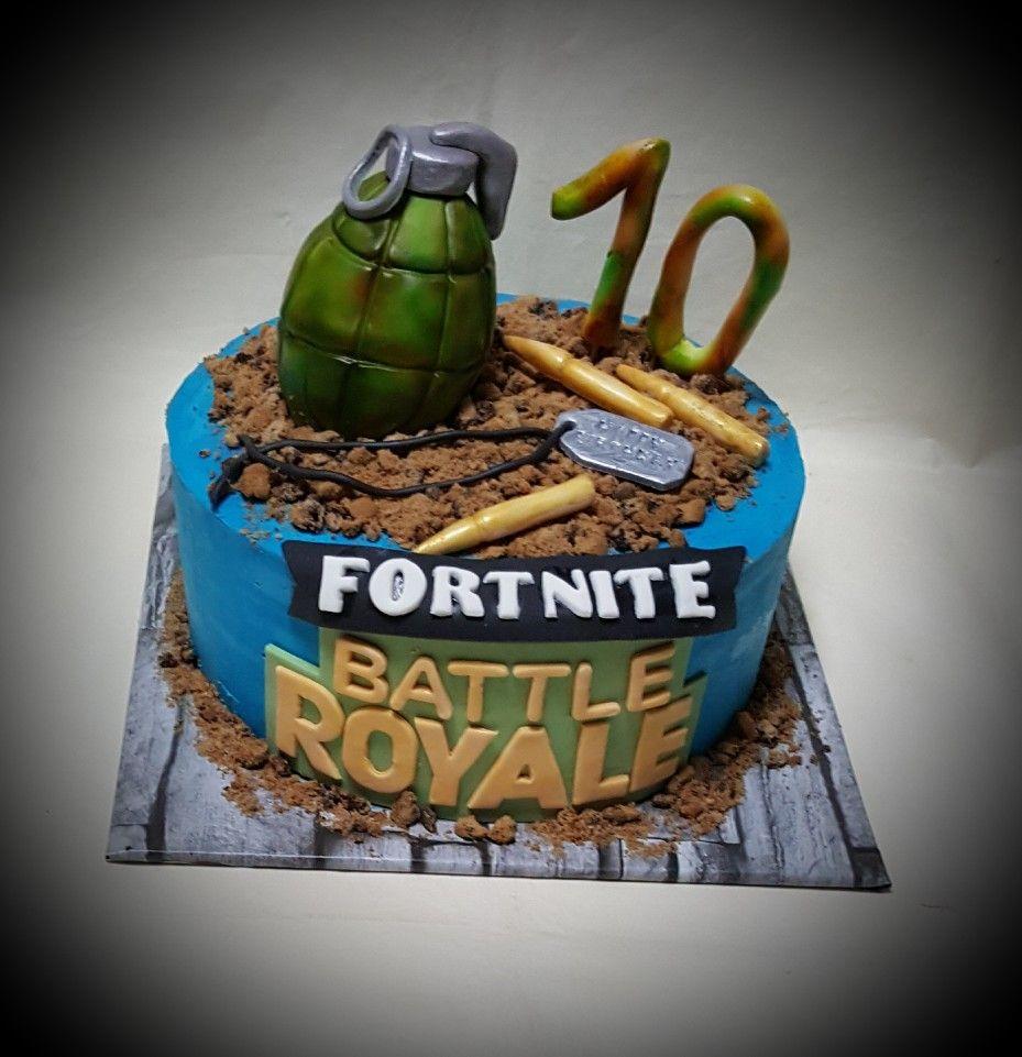 Fortnite Torte Kuchen Und Torten Rezepte Kuchen Ideen Kuchen